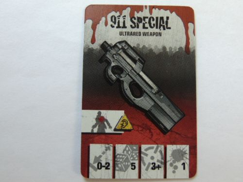survivor equipment card (911 Special)